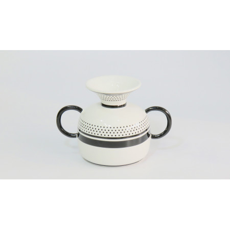 Florero porcelana etnic...