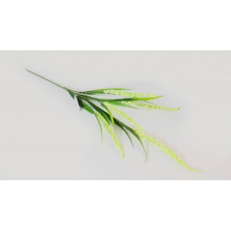 Vara follaje foxtail verde...