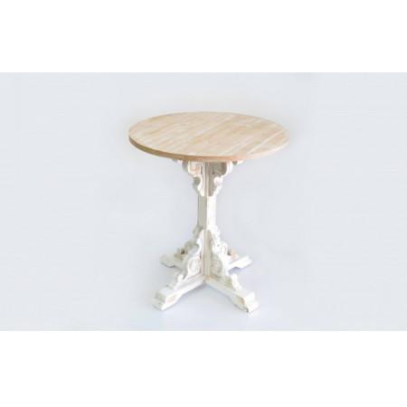 Mesa d india blanca madera...