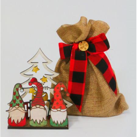 Servilletero 3 Santas