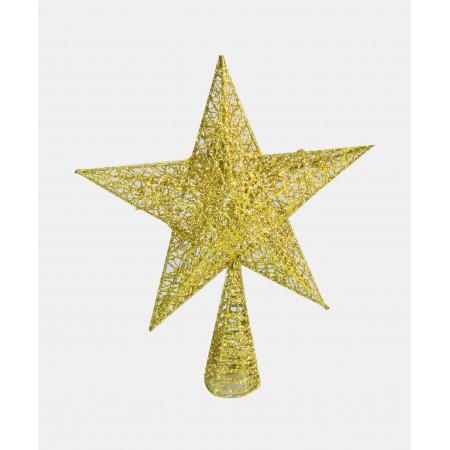 Estrella Dorada Para Punta...