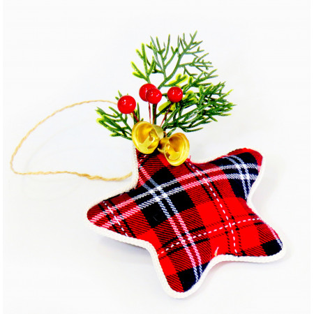 Estrella Roja Escocesa...
